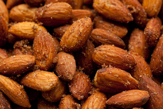 Chinese 5-Spice Roasted Almonds
